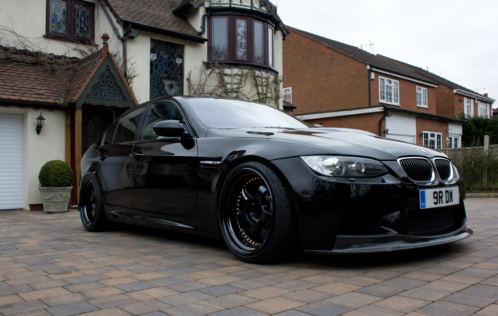 black e90 m3 work meister s1 3 piece the m3cutters uk bmw m3 group forum. Black Bedroom Furniture Sets. Home Design Ideas