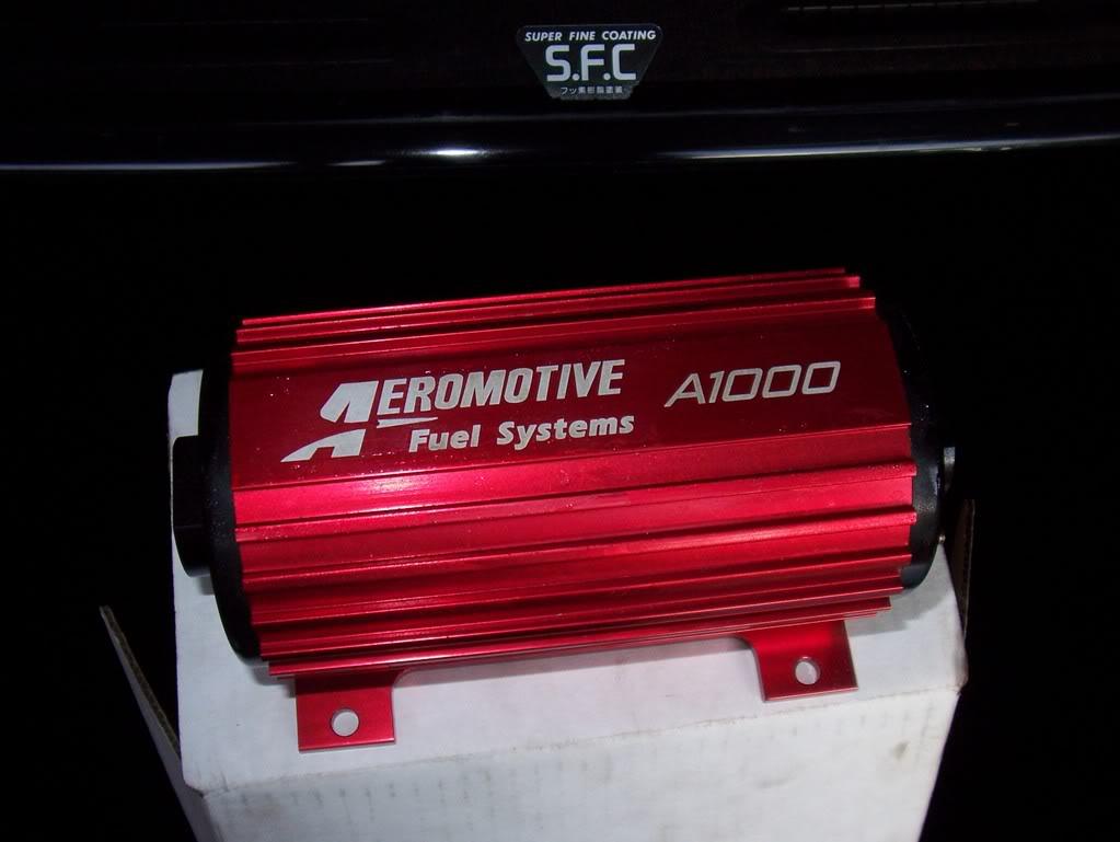 Brand New Aeromotive Fuel Pump Filter Driftworks Forum 100 1608