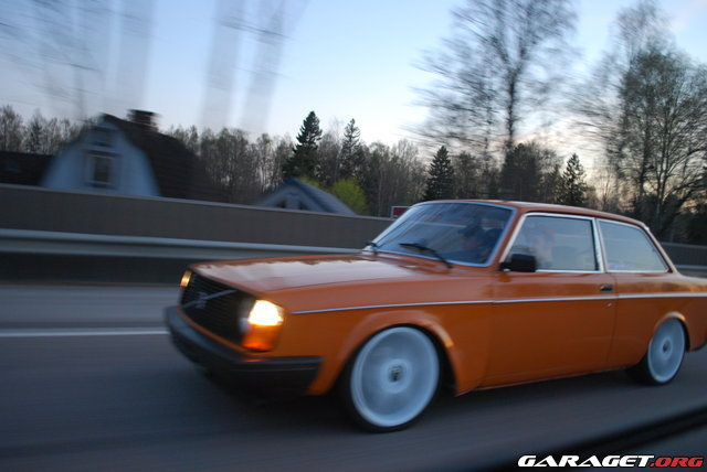 Nice Swedish Volvo 242 | Driftworks Forum