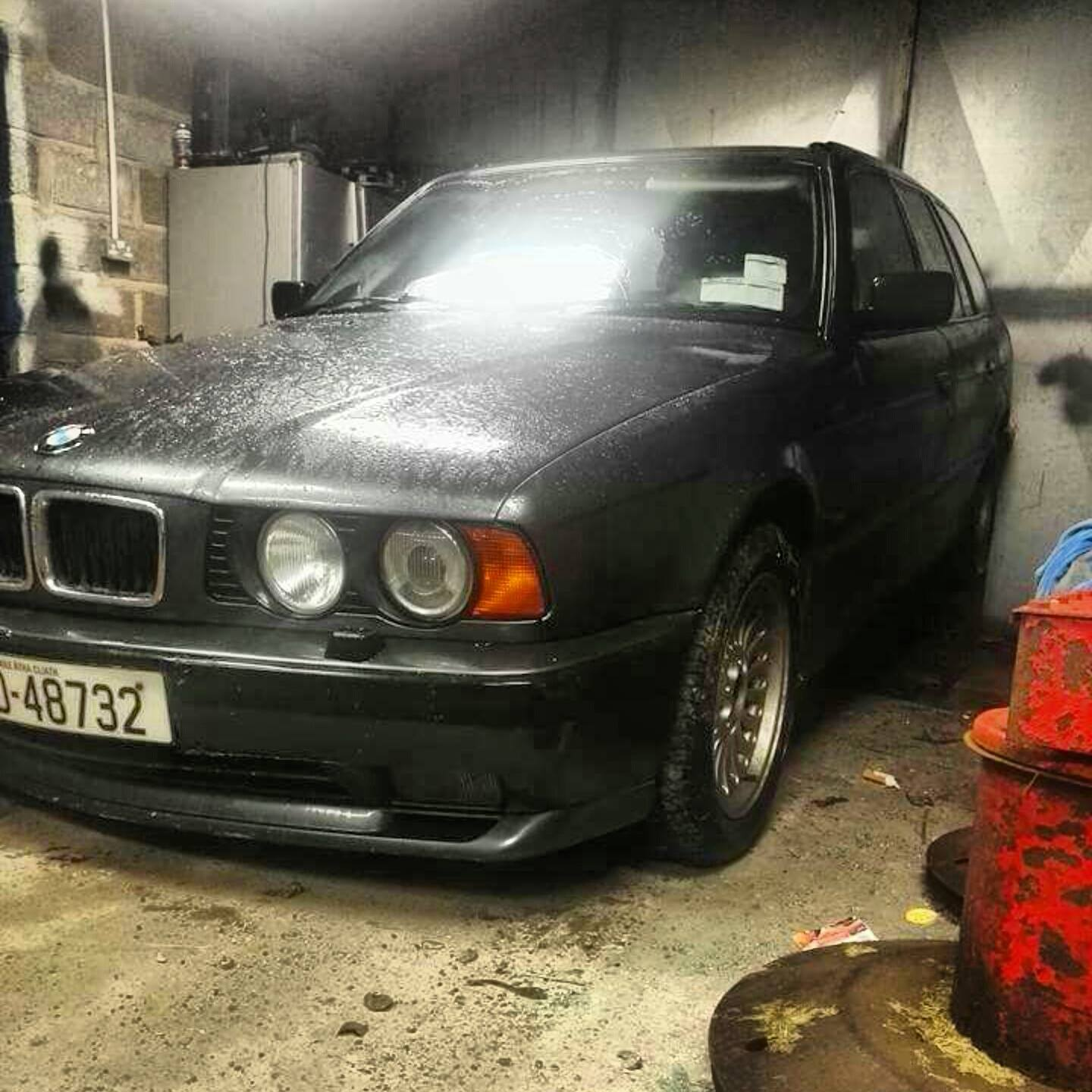Used Turbo Bmw For Sale: For Sale - Bmw E34 Touring 2.8 Turbo Project