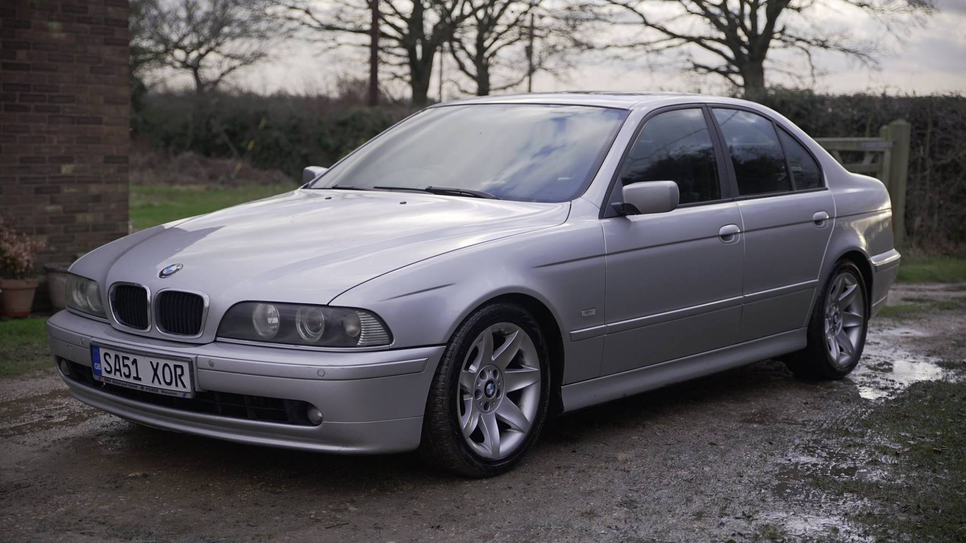 For Sale Bmw E39 525 Tds Diesel 2001 With Mot