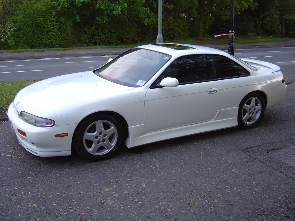 1993 Nissan Silvia S14 For Sale | Driftworks Forum
