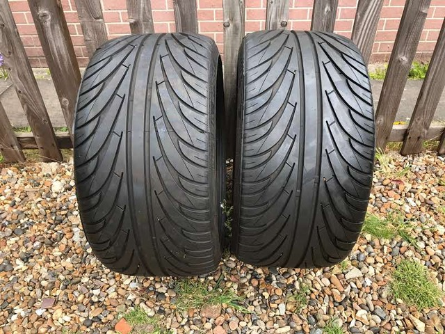 2 x 285 30 19 y nankang ultra sport ns ii tyres 7mm matching pair perfect condition driftworks. Black Bedroom Furniture Sets. Home Design Ideas
