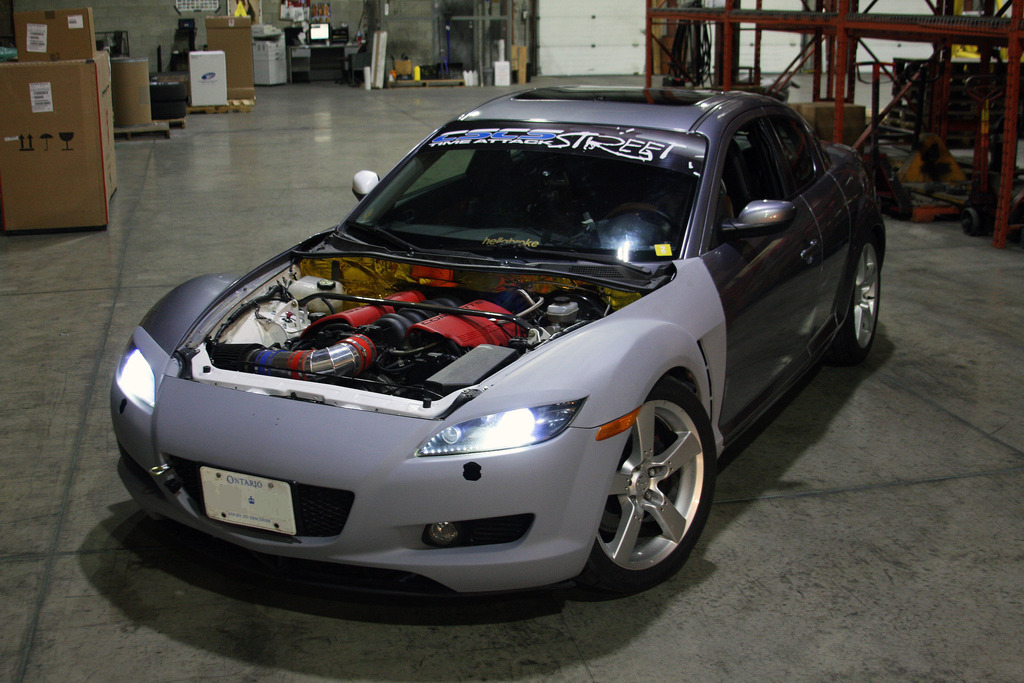 Mazda 3 Turbo >> 05 RX8 - ATS-V Twin Turbo 3.6L Swap/Build | Driftworks Forum