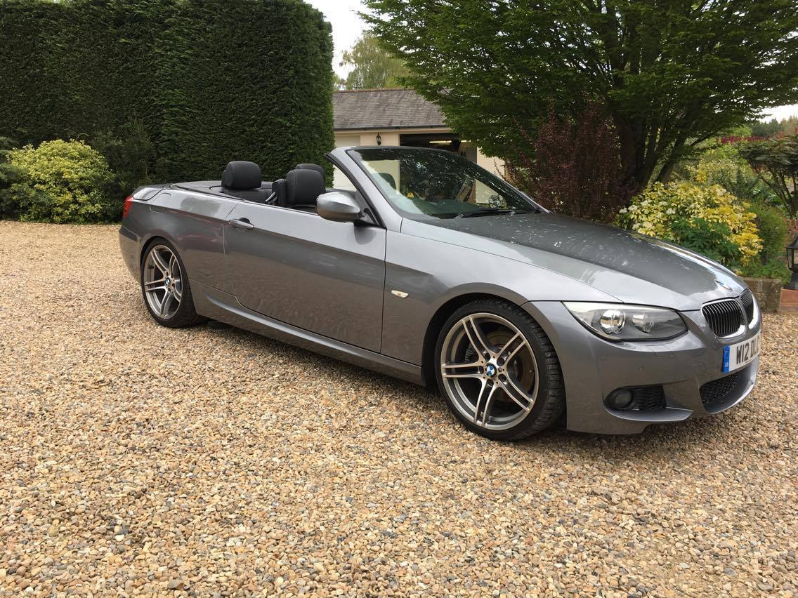 For Sale - BMW 325 3.0 I M Sport 11 reg Convertible *Only 31k* Sat ...