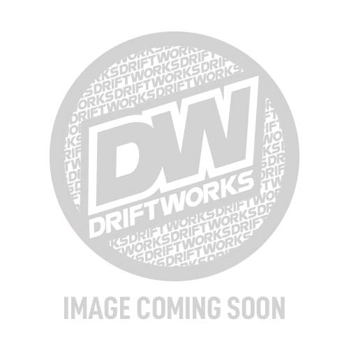 Japan Racing - JR Wheels JR3 18x8.5 ET25-42 Custom PCD Hyper Black